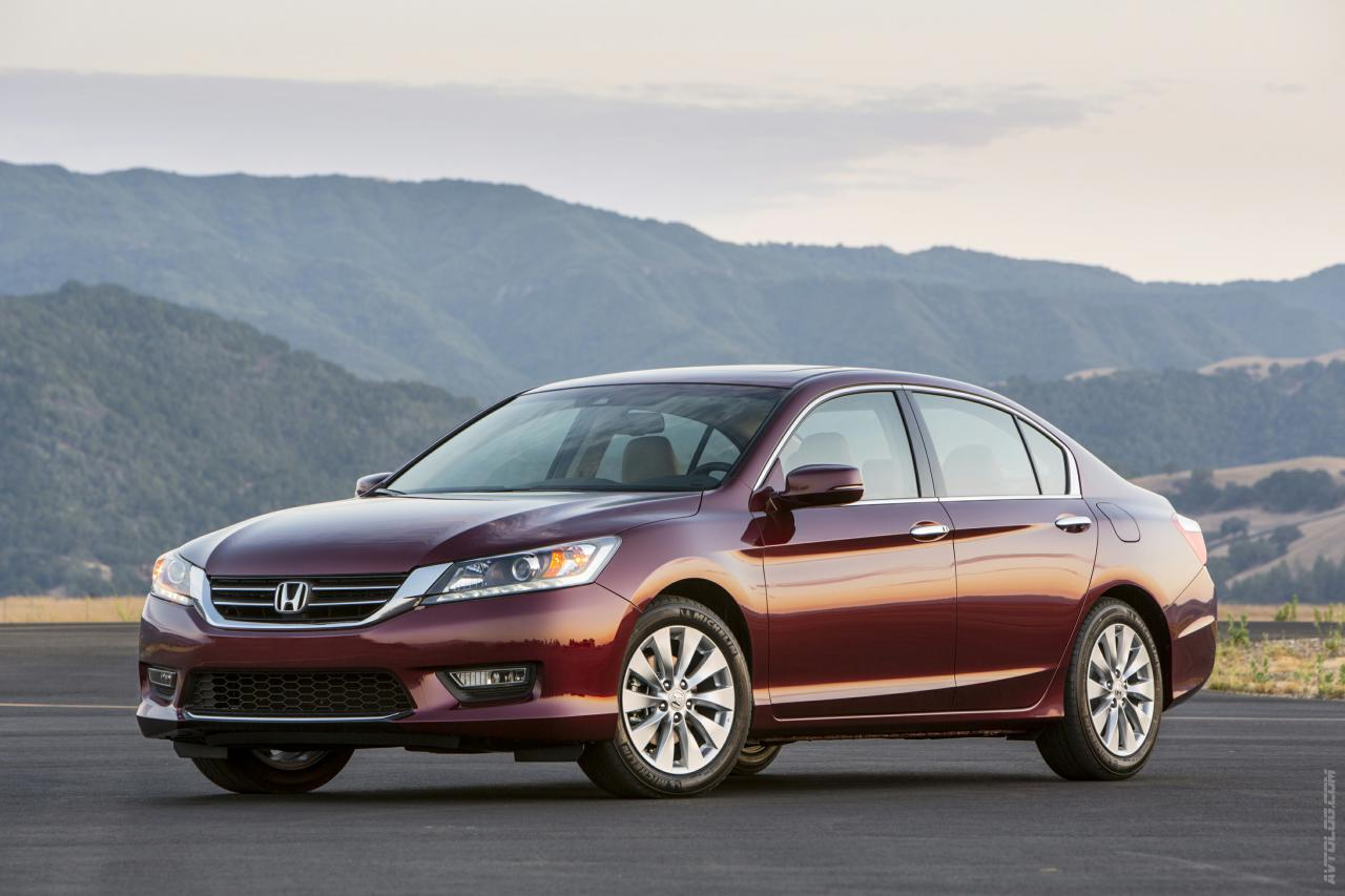 Nuevo Honda Accord 2013 - Todo Mecánica