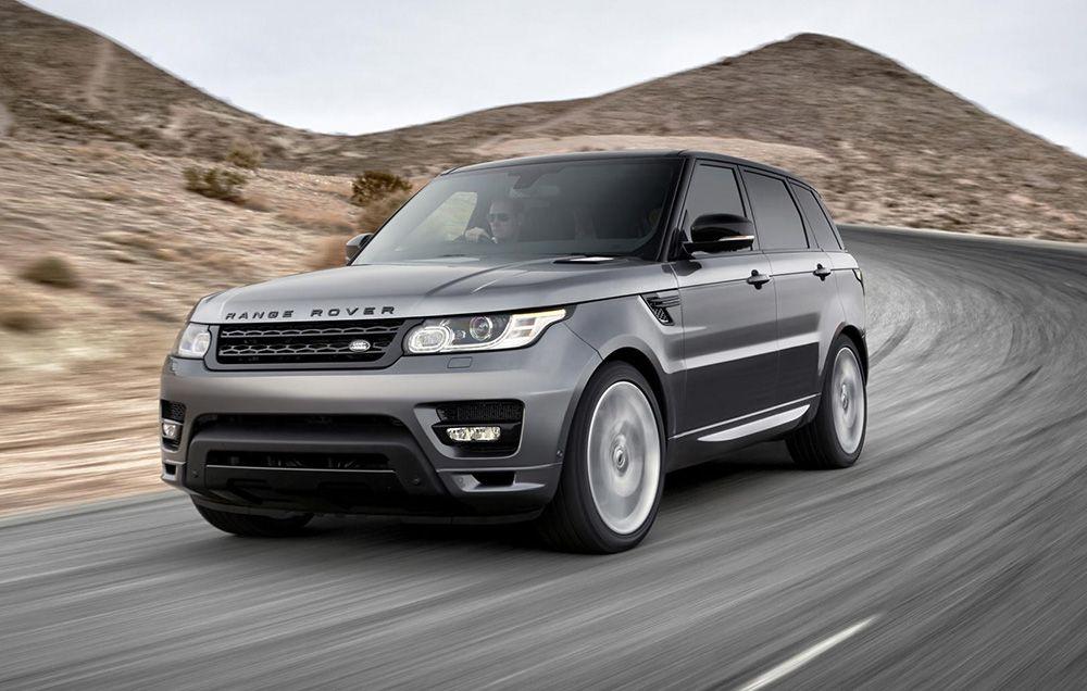 Range Rover Sport SDV6 Hybrid