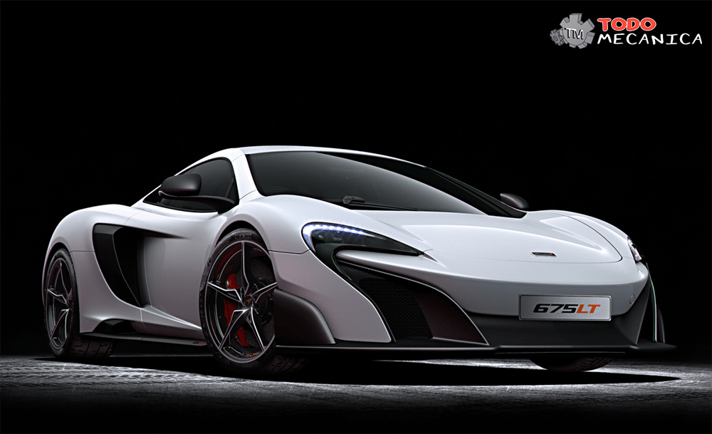 Nuevo McLaren 675LT
