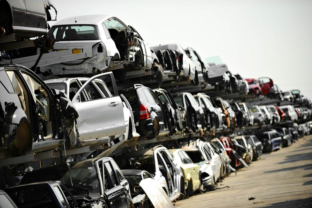 Así se recicla un coche