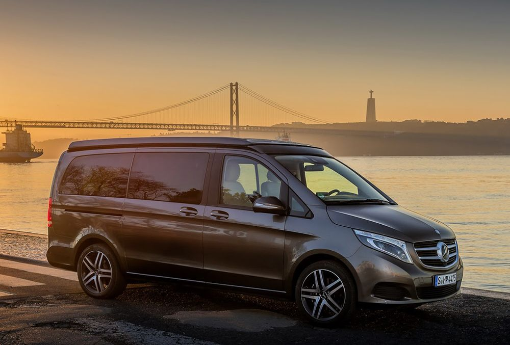 Mercedes Marco Polo: una verdadera casa rodante