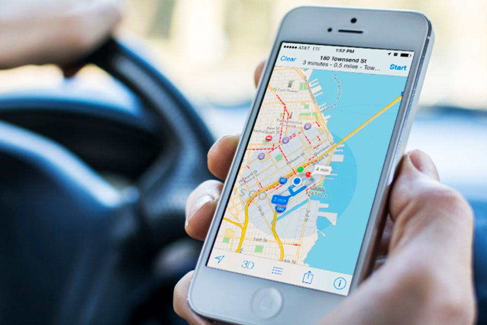 Las 5 mejores aplicaciones para el conductor en carretera para los dispositivos iphone y android
